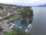 Exklusive Dachgeschosswohnung am Zürichsee (Schweiz), mit unverbaubarem Seeblick & Dachterrasse