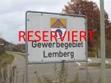"""Provisionsfrei: Grundstück mit ca. 24.374 qm im B-Plan-Gebiet """"Gewerbegebiet an der K 36"""" in Lemberg (bei Pirmasens)"""